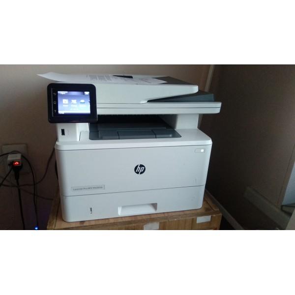МФУ HP laserjet Pro m426fdn пробег 1000 страниц